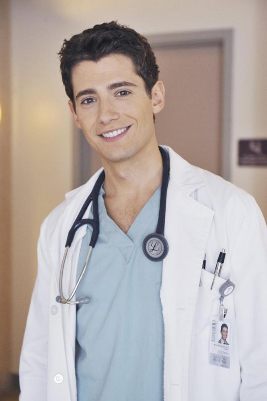 15 doctores más sexis en nuestras series de tv favoritas