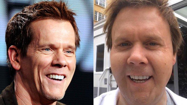 kevin bacon antes y después