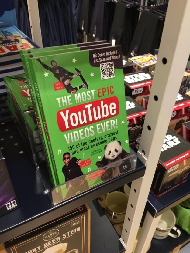 libros de youtube
