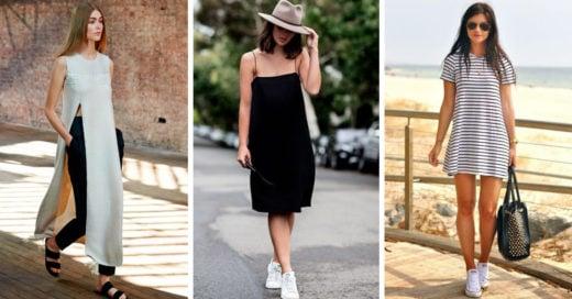 10 Looks Minimalistas Para Probar Este Fin De Semana