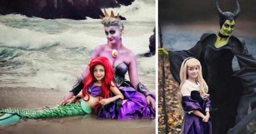 20 encantadoras imágenes de madre e hija que aman el Cosplay