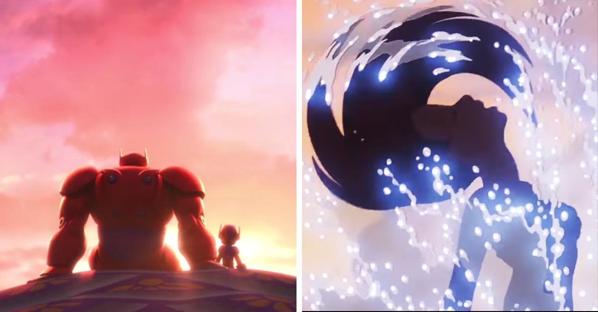 Los momentos más bellos de tu infancia en fotografías de películas Disney que merecen estar en una galería de arte