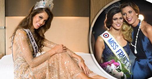 Alerta romance: la nueva Miss Universo gay tiene la NOVIA más hermosa de Francia