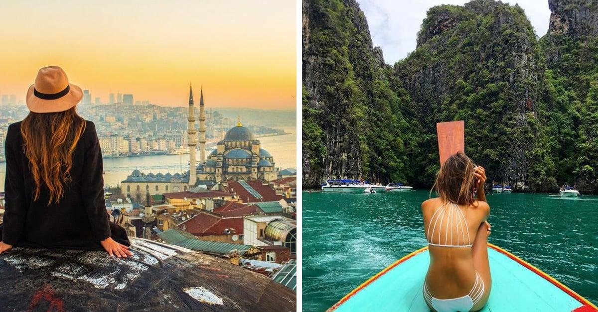 20 increíbles destinos para disfrutar unas vacaciones económicas