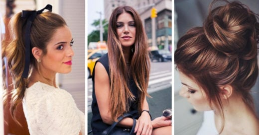 10 peinados sumamente femeninos que enamoran a cualquier hombres
