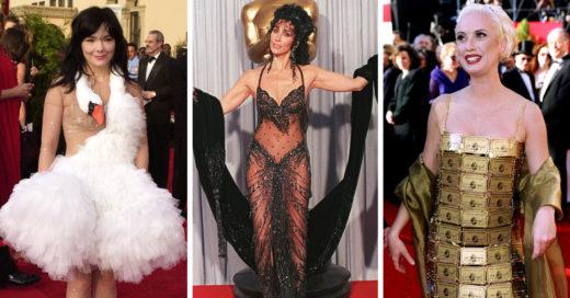 Los 20 peores looks en la historia de los Oscar; ¿Qué diablos pasó aquí?