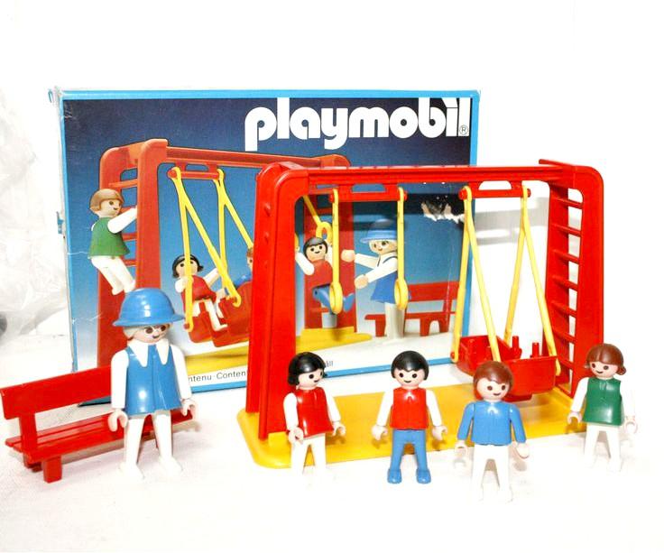 playmobil 90's editada