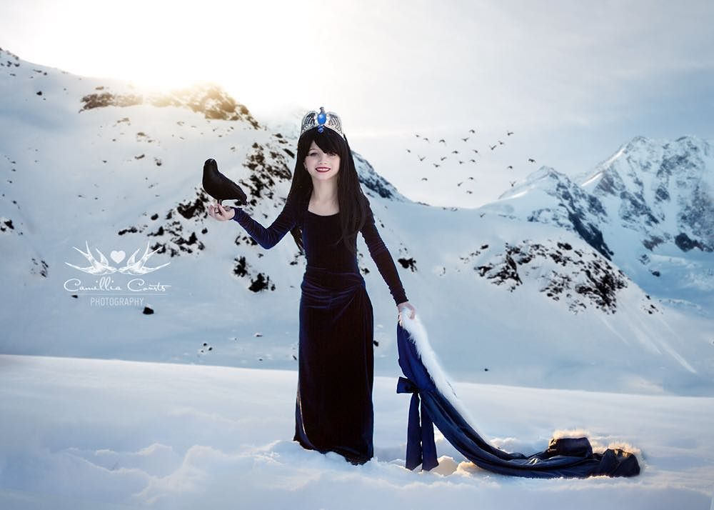 rowena ravenclaw en la nieve layla courts