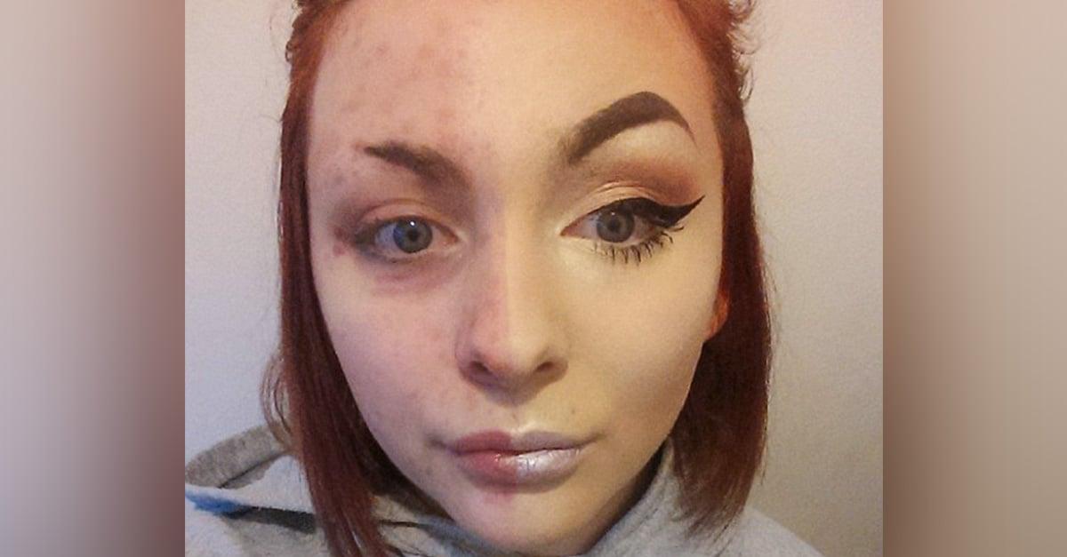 Su novio la abandonó cuando la vio sin maquillaje; la razón es incomprensible