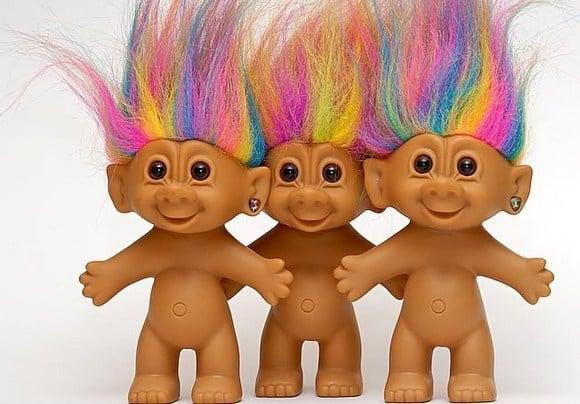 trolls 90's