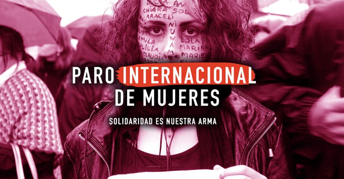 'Un día sin mujeres', el movimiento que llama al paro internacional de mujeres