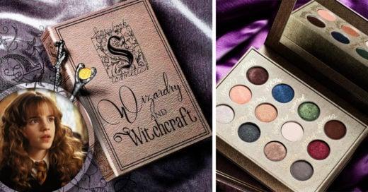 ¡Al fin! Las sombras para ojos de 'Harry Potter' están a la venta