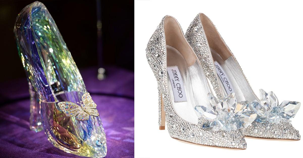 Las zapatillas de la Cenicienta ahora son realidad, gracias a estos famosos diseñadores