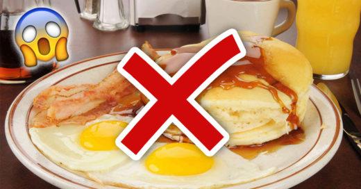 10 combinaciones de alimentos que te ayudarán a adelgazar y 6 que sería mejor evitar