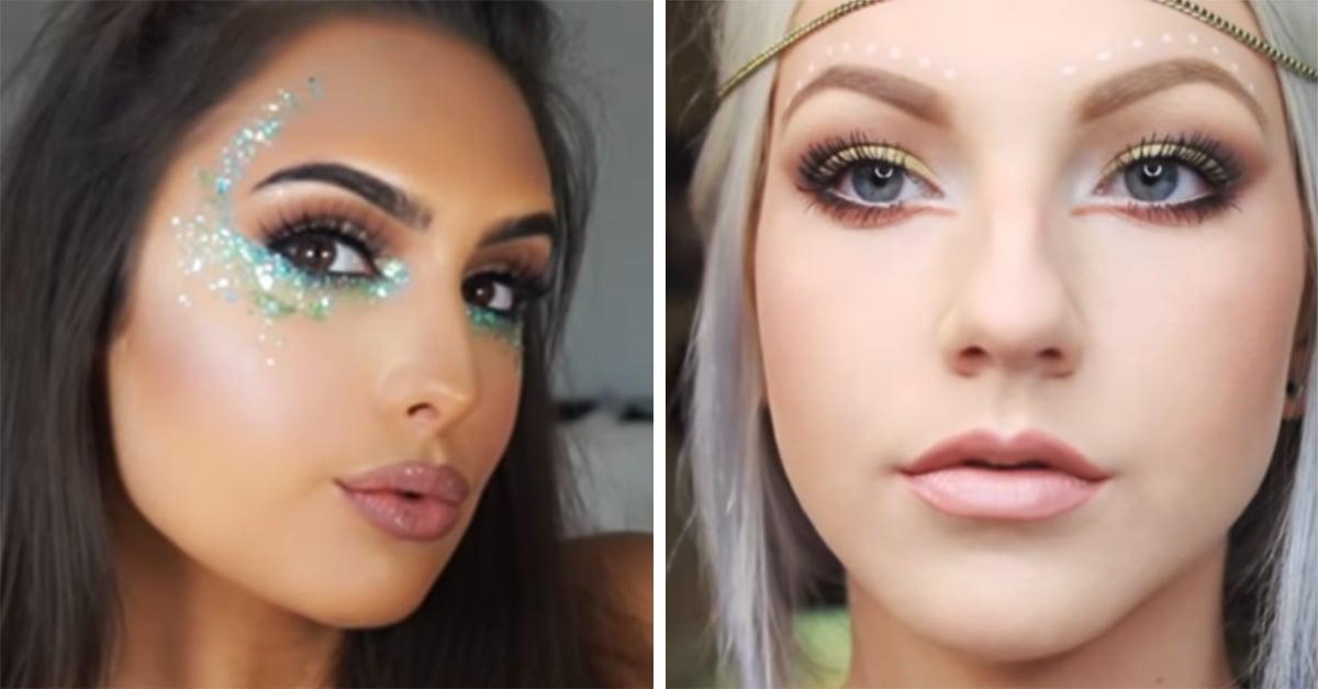 13 Expertas en belleza te dicen cuál es el maquillaje perfecto para un festival de música