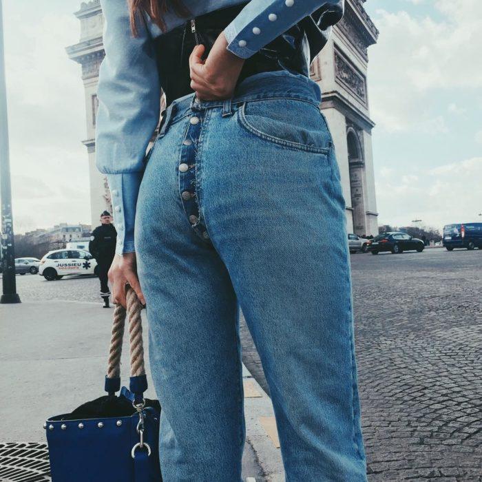pantalones al reves
