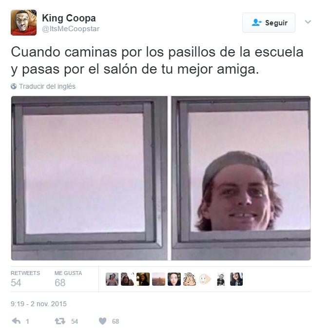 meme captura de pantalla de twitter