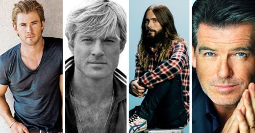 Guapos y talentosos actores que forman parte de las estrellas de Hollywood