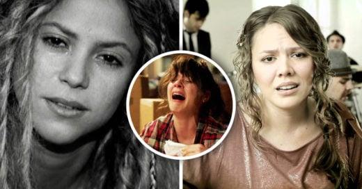 30 canciones que todas escuchamos después del breack up