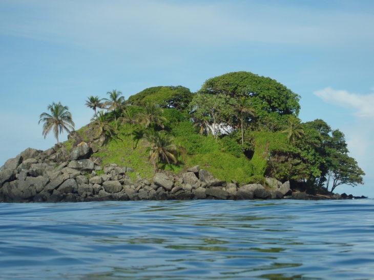 Isla de Capuraganá - Colombia