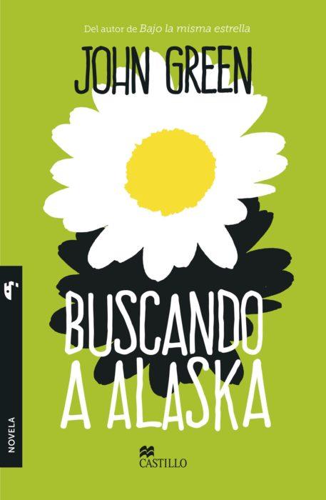 libro de portada buscando Alaska