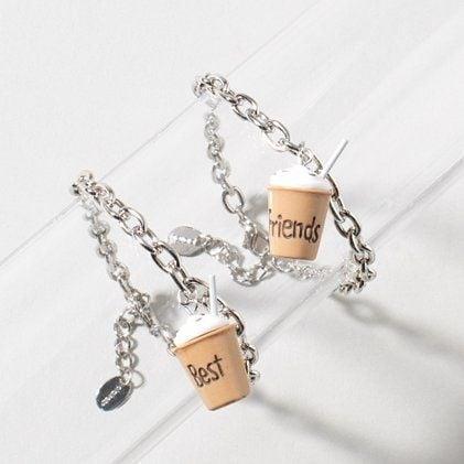 pulseras de café
