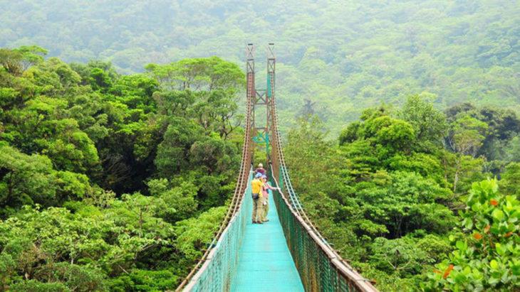 puentes monte verde costa rica