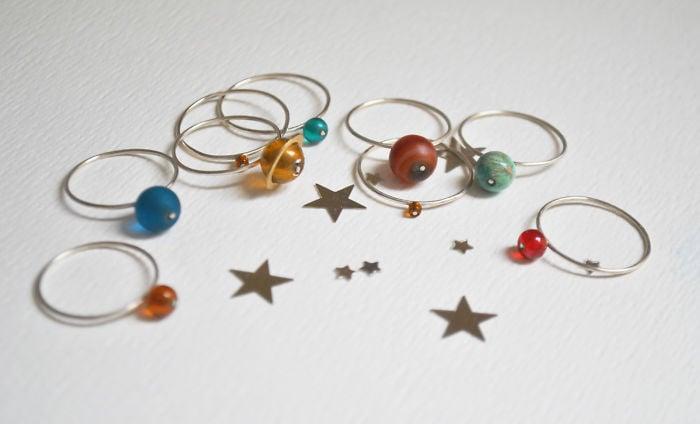 Anillos del sistema solar