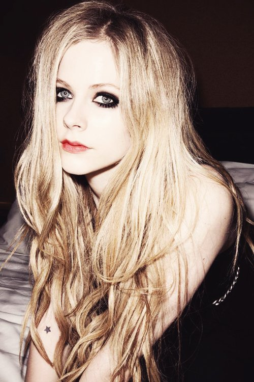 avril lavigne rock