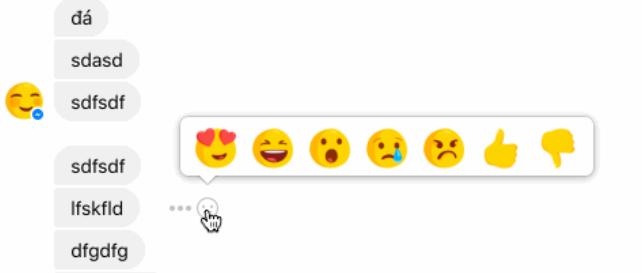 Emojis en facebook