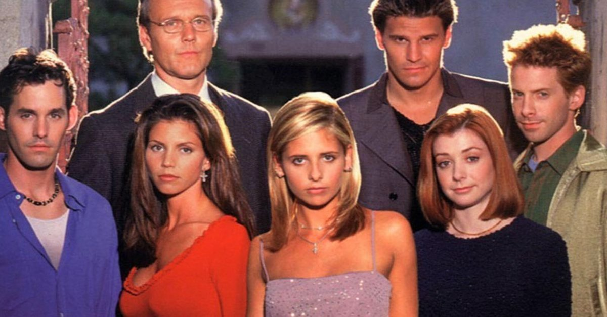 Así lucen los actores de 'Buffy, cazavampiros' 20 años después de su estreno