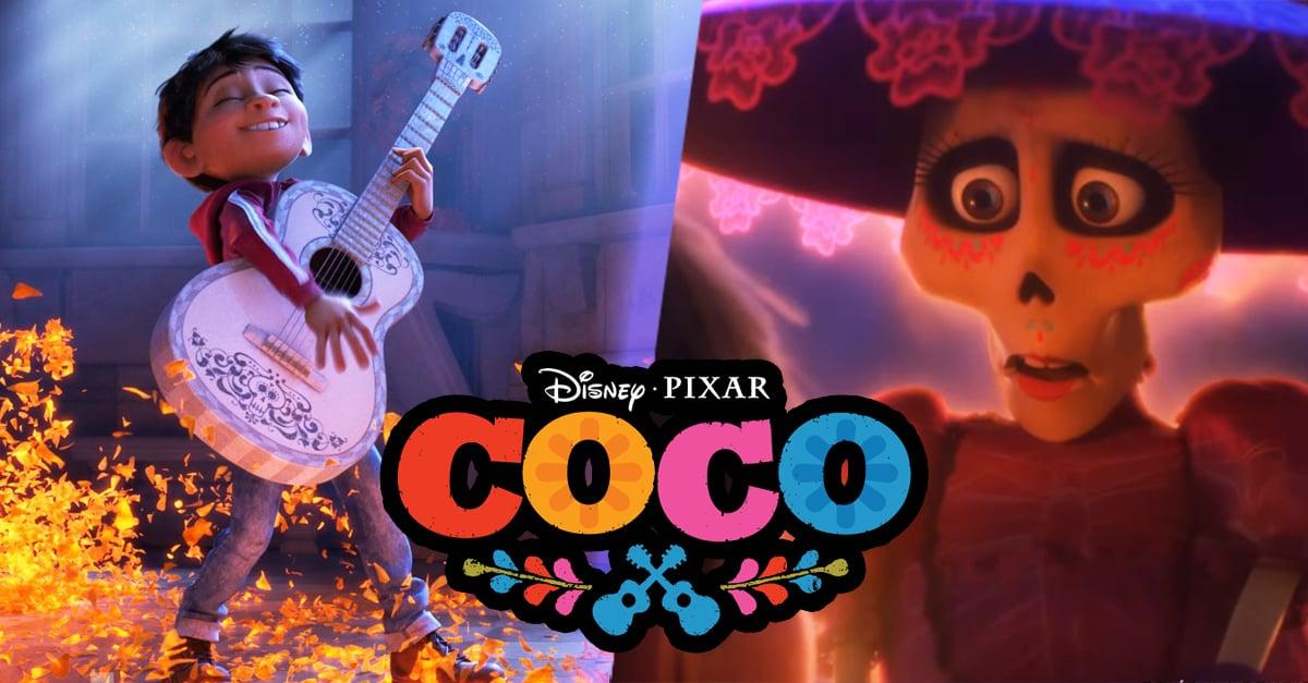 'Coco', la nueva película de Pixar que te hará creer en el amor después de la muerte