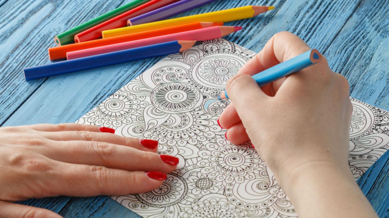 10 Razones Que Te Beneficiaran Si Te Pones A Colorear