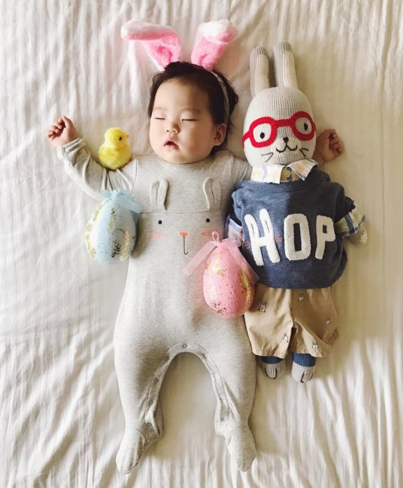 Bebe dormida