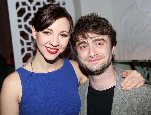 Daniel Radcliffe y Erin