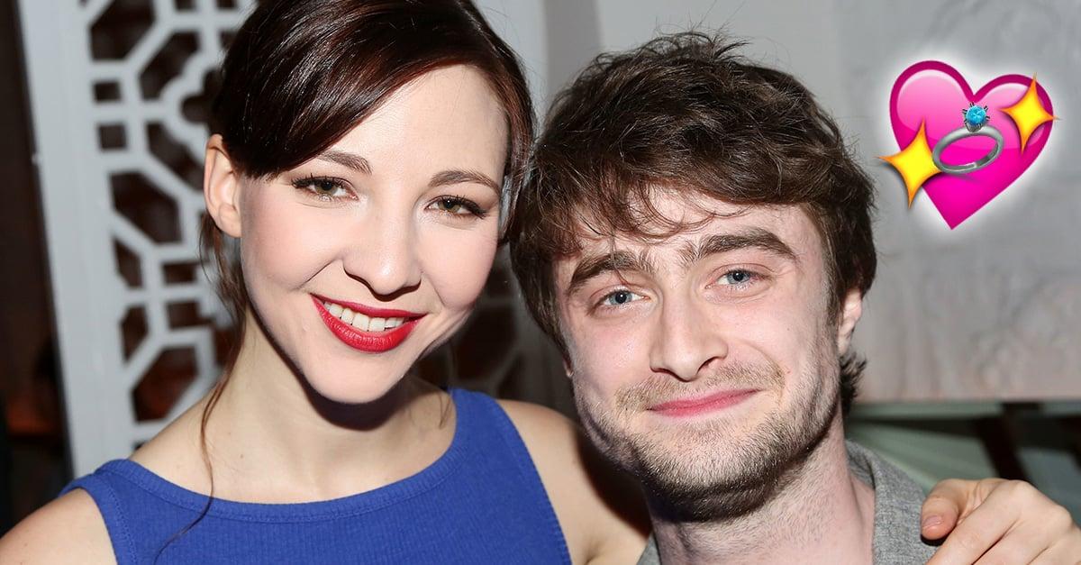 Hogwarts está de fiesta: Daniel Radcliffe se casará y está planeandosu boda en secreto