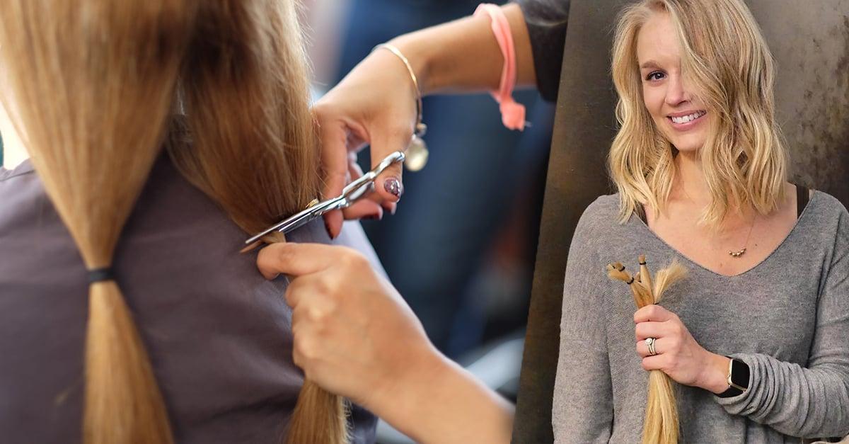 Donar el pelo: Razones para hacerlo y consejos