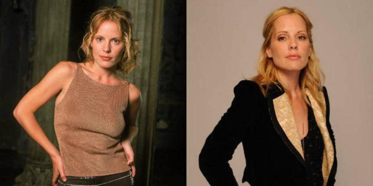 Buffy antes ahora