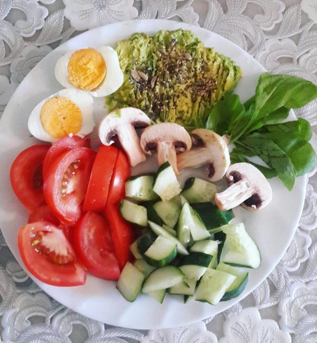 Combinaciones alimentos