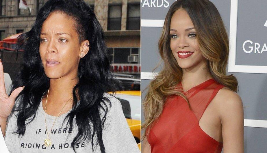 0628e5eb1 30 celebridades que son totalmente diferentes sin maquillaje