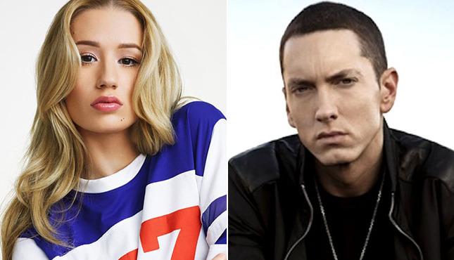 Iggy Azalea y Eminem