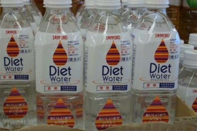 agua de dieta