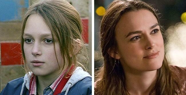 kyra kgnailey antes y después pelis