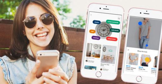 Lens: la app que creó Pinterest para todas las amantes de la moda