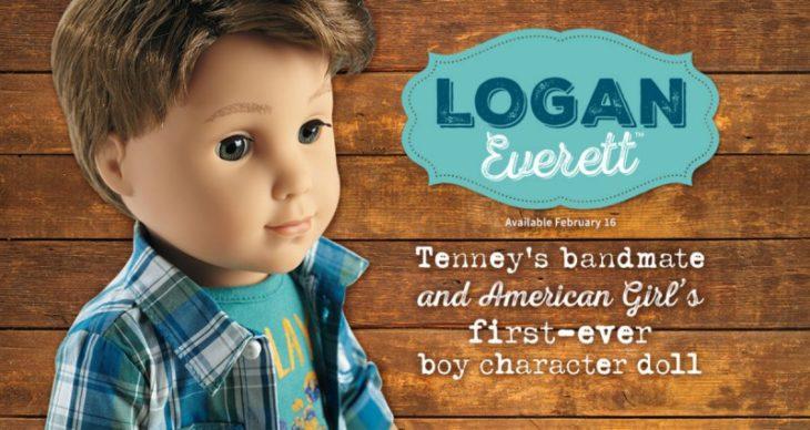 Muñeco Logan