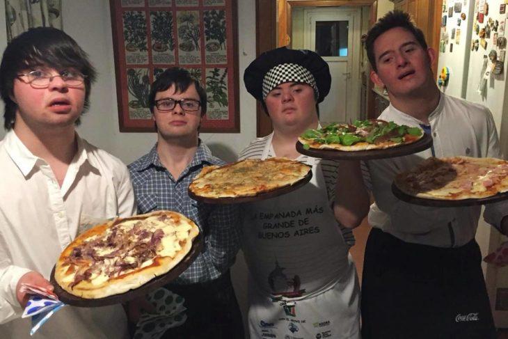 Pizza Los Perejiles