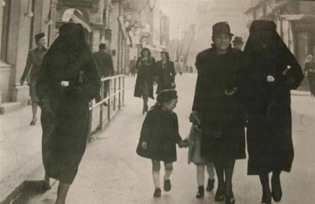 mujer judia