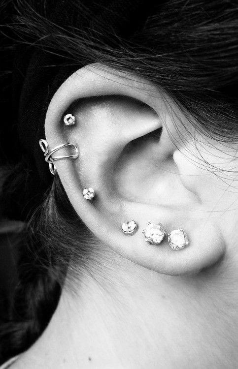 20 piercings que solo las chicas rebeldes se atreven a usar