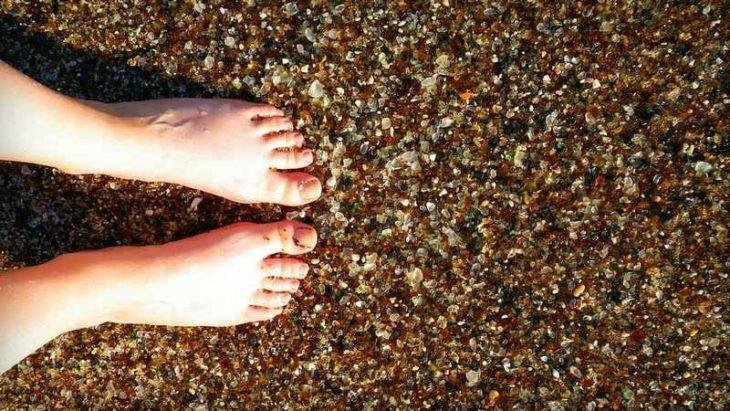 Playa del Vidrio
