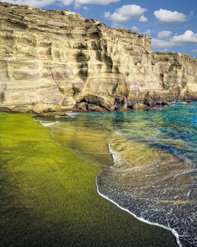 playa Papakōlea